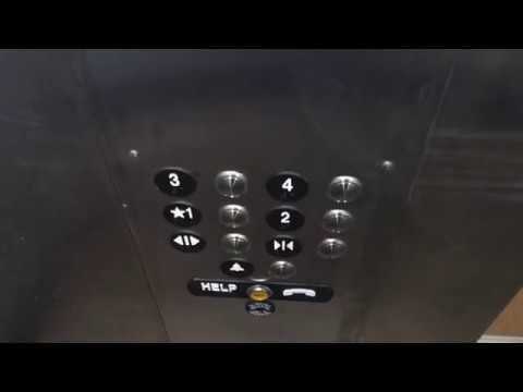 1970's Dover? (mod.) Hydraulic Elevator @ Grand Hotel, 7829 Universal BLVD, Orlando, FL, USA.
