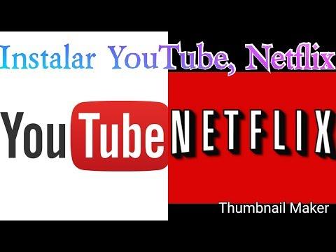 INSTALAR NETFLIX, YOUTUBE Y OTRAS APLICACIONES EN LG SMART TV !! problema resuelto!!