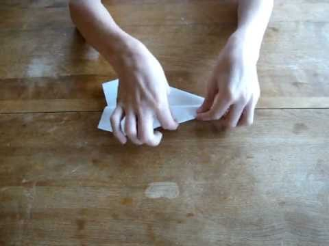 Best Paper Airplane Ever! Guaranteed 50ft in distance!