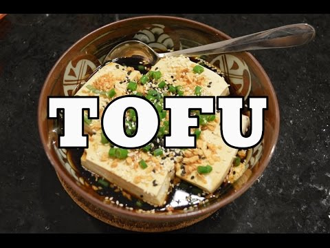 EASY Simple Delicious Steamed Soft Tofu