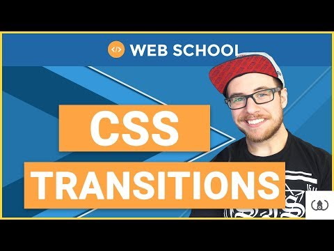 Animating with CSS: CSS Transitions