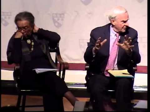 School Violence -- Marian Wright Edelman and John Merrow Askwith Forum