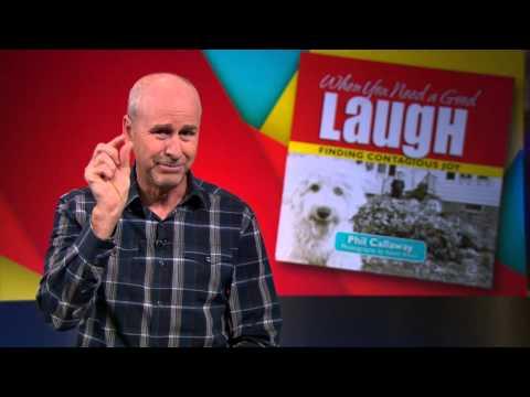 Contagious Joy: Keys to Developing a Sense of Humour