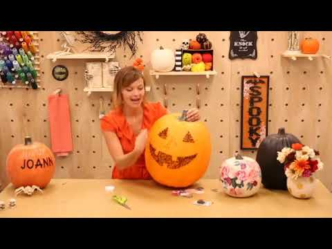 How to Craft Funkins for Halloween with JOANN