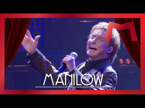 Barry Manilow 2018 -  Britain - On Sale Now
