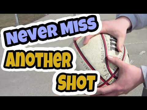 How to Shoot A Basketball | How To NEVER Miss Another Shot In Basketball