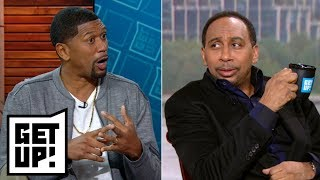 Stephen A., Jalen disagree on who