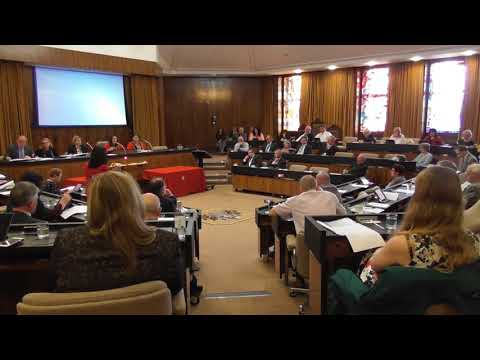 Gateshead Full Council 24 May 2018 - Cabinet report