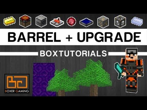 • boxTutorials - Barrel - Tutorial [Feed the Beast]