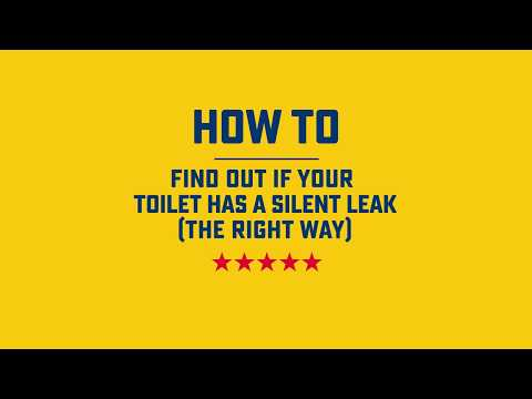 How to Find Out if Your Toilet Has a Silent Leak | Roto-Rooter