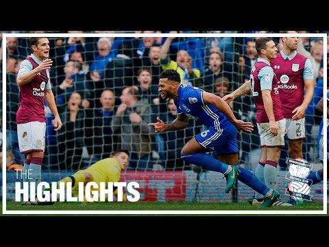 Birmingham City 1-1 Aston Villa | Championship Highlights 2016/17
