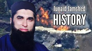Junaid Jamshed Life Story History & Biography 1st Time In [URDU-HINDI]