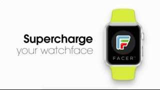 Facer Watch Faces Customization Platform For Apple Watch