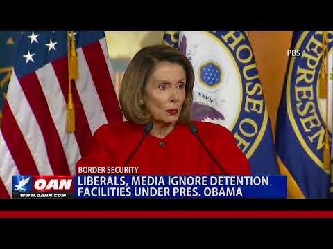 Zero-Tolerance for Hypocrisy -- Liberals, Media Ignore Detention Facilities Under Obama