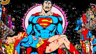Top 10 DC Superhero Turning Points
