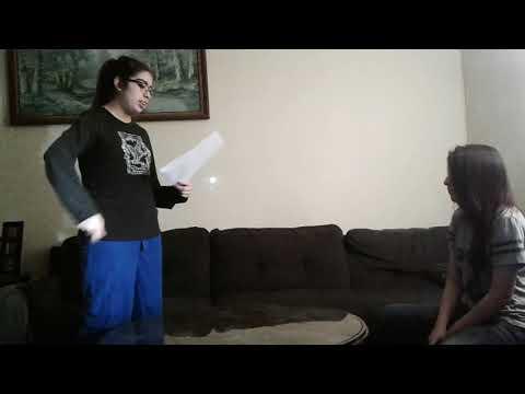 Oral Presentation (My dream job)