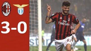 Lazio Vs Milan  3-0 Serie A 04/07/2020
