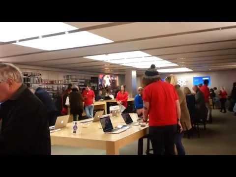 Apple Store, Brighton