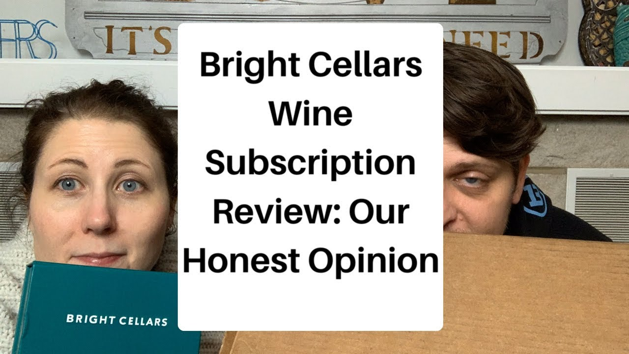 Bright Cellars Wine Box Subscription Service Unboxing and Review