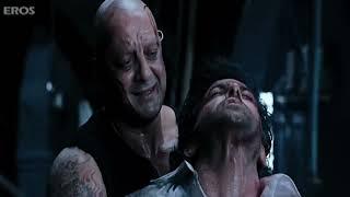 Sanjay Dutt and Hrithik Roshan show their power over each other - Agneepath