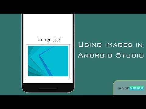 Using Images in Android Studio