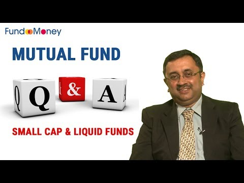 Mutual Fund Q&A, Small Cap and Liquid Fund, January 12, 2018