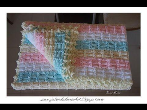 Crochet Patterns  for  lacy baby blanket crochet pattern  1221