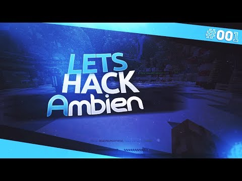 NEW KILLAURA + FAST INVENTORYCLEANER + ONLINE CONFIGS + NEW CLICKGUI | Lets Hack | Ambien client