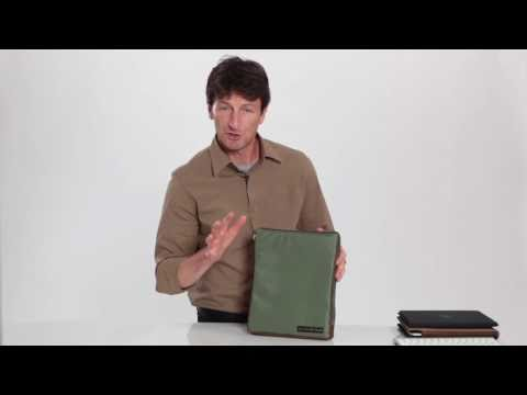 iPad Wallet - WaterField Designs - Wallet for iPad and Apple Wireless Keyboard - SFBags.com