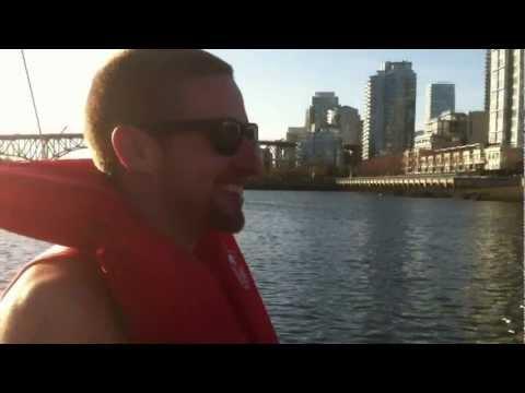 Vancouver sailing Jamieson style