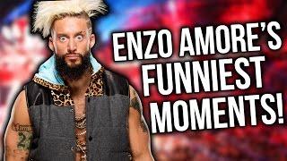 WWE Enzo Amore