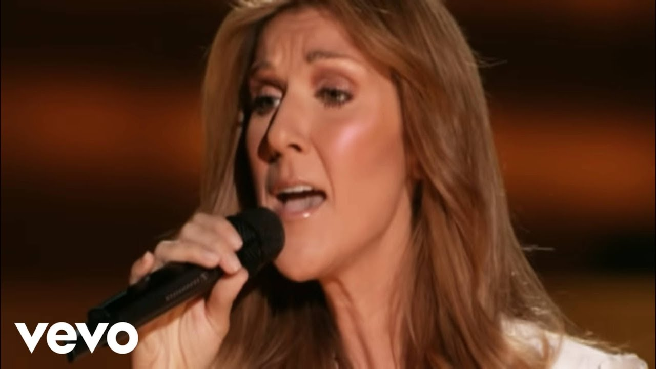 Because You Loved Me (Live in Las Vegas) - Céline Dion