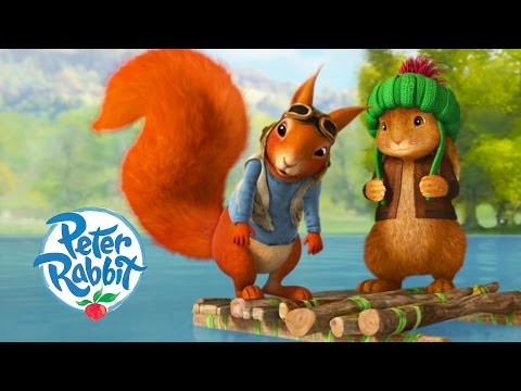 Peter Rabbit - The Rabbit And The Great Squirrel