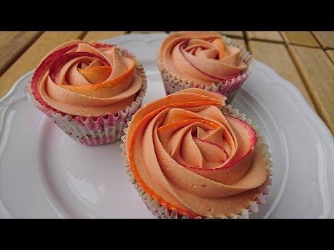 How To Make Peach Pie Cupcakes!