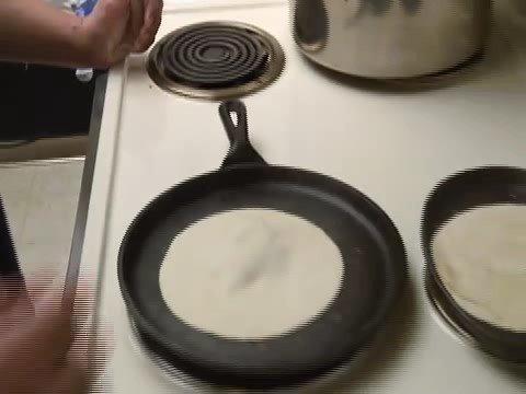 How to Make corn tortillas at home.
