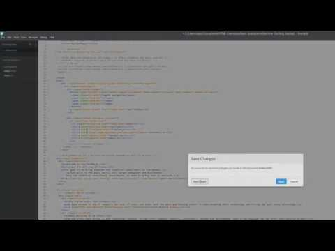 CREATE A WEBSITE USING HTML, CSS AND PHP TUTORIAL Part 1/2