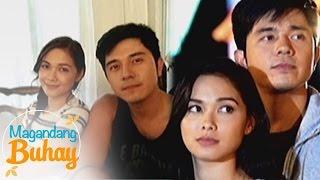 Magandang Buhay: Paulo admits having a crush on Maja