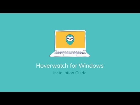 Hoverwatch for Windows Installation Guide