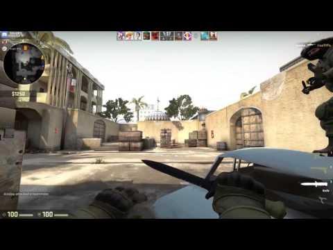 CS:GO | RUSSIANS AND GRENADES