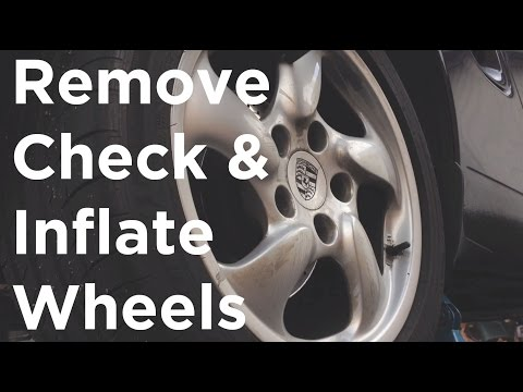 How to remove a car wheel & check if your tyres are safe and legal | Road and Race S01E04