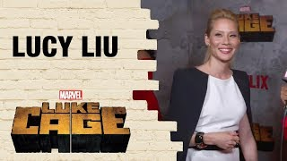Lucy Liu on Directing Marvel