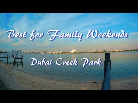 Best Place For Weekend In Dubai - Creek Park - BBQ/Kids City/Cable Car