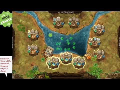 Evolution 4 player match LETS PLAY 1st look beta steam ver