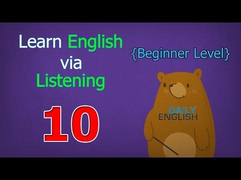 Learn English via Listening Beginner Level | Lesson 10 | Joe's First Car
