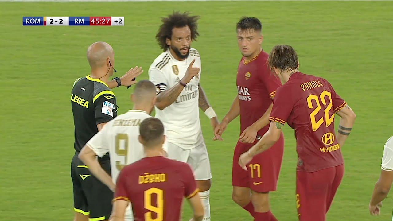Nicolò Zaniolo vs Real Madrid (Amichevole) | 11/08/2019 1080i HD