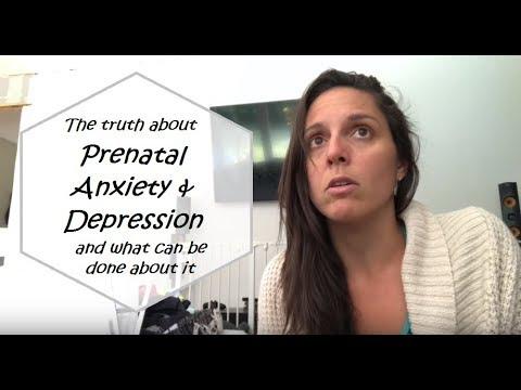 Week 10   Pregnancy Update   Real Talk: Prenatal Anxiety & Depression