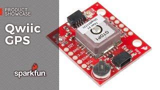 Product Showcase: Qwiic GPS