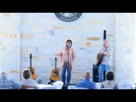 I'm Gonna Live Forever by Randy & Marybeth Browne live @ Texas Ranger Heritage Center 6-25-17