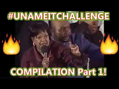 #UNAMEIT CHALLENGE COMPILATION PART 1! Shirley Caesar / U Name It Challenge