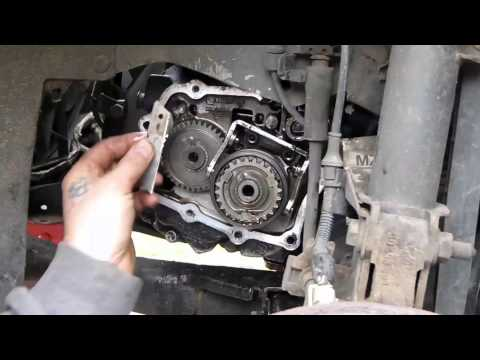 vauxhall zafira 1 6 16v petrol F17 gearbox transmission part 4 of 4